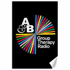 Above & Beyond  Group Therapy Radio Canvas 20  X 30