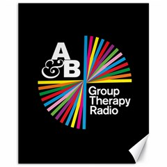 Above & Beyond  Group Therapy Radio Canvas 11  X 14