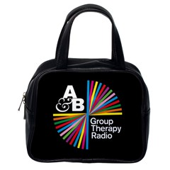 Above & Beyond  Group Therapy Radio Classic Handbags (one Side)