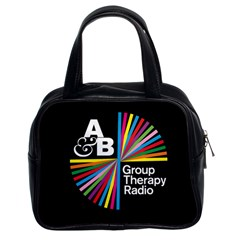 Above & Beyond  Group Therapy Radio Classic Handbags (2 Sides)