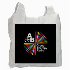 Above & Beyond  Group Therapy Radio Recycle Bag (two Side)