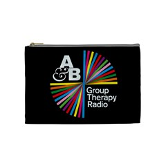 Above & Beyond  Group Therapy Radio Cosmetic Bag (medium)