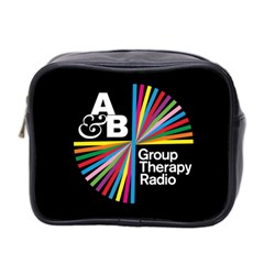 Above & Beyond  Group Therapy Radio Mini Toiletries Bag 2 Side