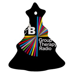 Above & Beyond  Group Therapy Radio Ornament (christmas Tree)