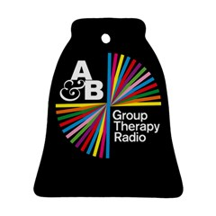 Above & Beyond  Group Therapy Radio Bell Ornament (two Sides)
