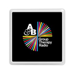 Above & Beyond  Group Therapy Radio Memory Card Reader (square)