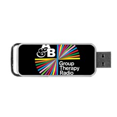 Above & Beyond  Group Therapy Radio Portable Usb Flash (two Sides)