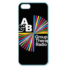 Above & Beyond  Group Therapy Radio Apple Seamless Iphone 5 Case (color)