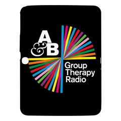 Above & Beyond  Group Therapy Radio Samsung Galaxy Tab 3 (10 1 ) P5200 Hardshell Case