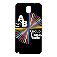Above & Beyond  Group Therapy Radio Samsung Galaxy Note 3 N9005 Hardshell Back Case