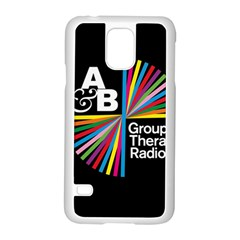 Above & Beyond  Group Therapy Radio Samsung Galaxy S5 Case (white)