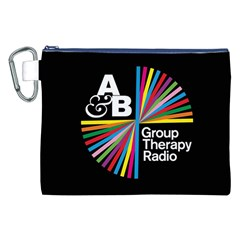 Above & Beyond  Group Therapy Radio Canvas Cosmetic Bag (xxl)