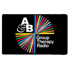 Above & Beyond  Group Therapy Radio Apple Ipad Pro 12 9   Flip Case