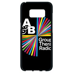 Above & Beyond  Group Therapy Radio Samsung Galaxy S8 Black Seamless Case