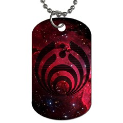 Bassnectar Galaxy Nebula Dog Tag (one Side)