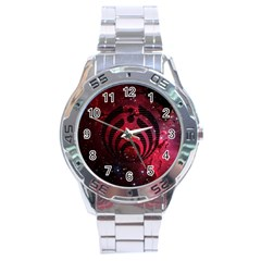 Bassnectar Galaxy Nebula Stainless Steel Analogue Watch