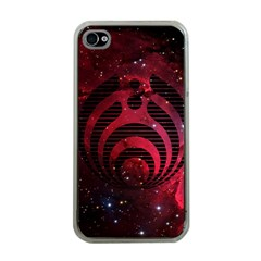 Bassnectar Galaxy Nebula Apple Iphone 4 Case (clear)