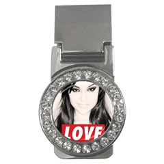 Sasha Grey Love Money Clips (cz)