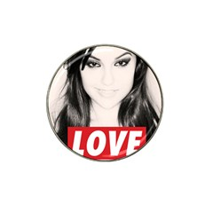 Sasha Grey Love Hat Clip Ball Marker (4 Pack)