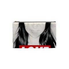 Sasha Grey Love Cosmetic Bag (small)