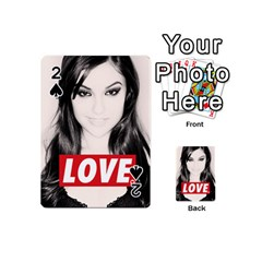 Sasha Grey Love Playing Cards 54 (mini)