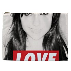 Sasha Grey Love Cosmetic Bag (xxl)