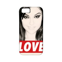 Sasha Grey Love Apple Iphone 5 Classic Hardshell Case (pc+silicone)