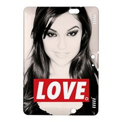 Sasha Grey Love Kindle Fire Hdx 8 9  Hardshell Case
