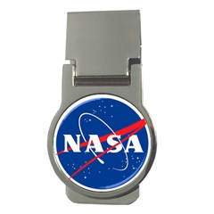 Nasa Logo Money Clips (round)