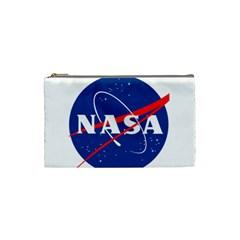 Nasa Logo Cosmetic Bag (small)