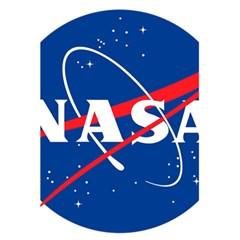 Nasa Logo 5 5  X 8 5  Notebooks