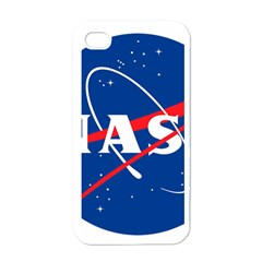 Nasa Logo Apple Iphone 4 Case (white)