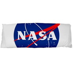 Nasa Logo Body Pillow Case Dakimakura (two Sides)