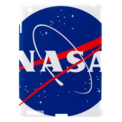 Nasa Logo Apple Ipad 3/4 Hardshell Case (compatible With Smart Cover)