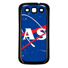 Nasa Logo Samsung Galaxy S3 Back Case (black)