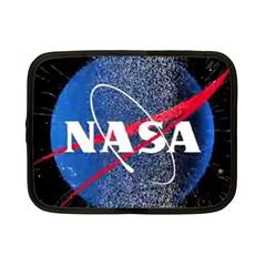 Nasa Logo Netbook Case (small)