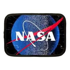 Nasa Logo Netbook Case (medium)