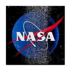 Nasa Logo Face Towel