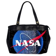Nasa Logo Office Handbags (2 Sides)