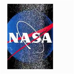 Nasa Logo Large Garden Flag (two Sides)
