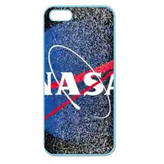 Nasa Logo Apple Seamless Iphone 5 Case (color)