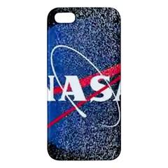 Nasa Logo Iphone 5s/ Se Premium Hardshell Case