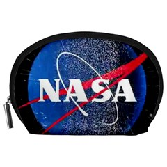 Nasa Logo Accessory Pouches (large)