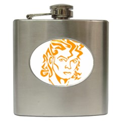 Michael Jackson Hip Flask (6 Oz)