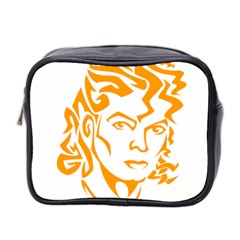 Michael Jackson Mini Toiletries Bag 2 Side