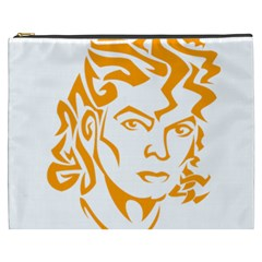 Michael Jackson Cosmetic Bag (xxxl)