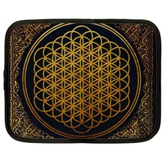 Bring Me The Horizon Cover Album Gold Netbook Case (large)