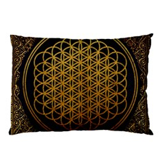 Bring Me The Horizon Cover Album Gold Pillow Case