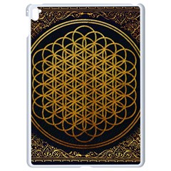 Bring Me The Horizon Cover Album Gold Apple Ipad Pro 9 7   White Seamless Case