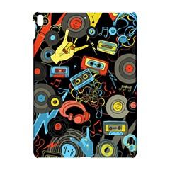 Music Pattern Apple Ipad Pro 10 5   Hardshell Case